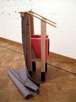 2005, various materials, 1.5x1x1m